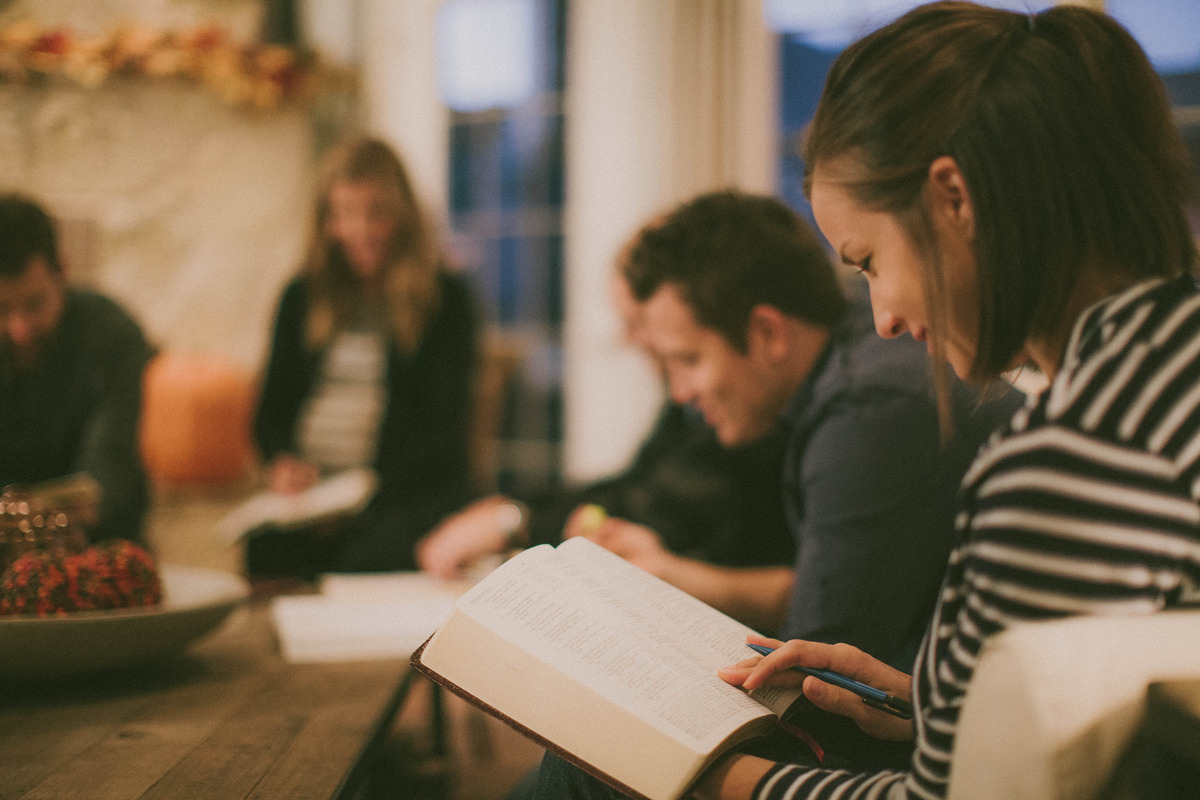 opportunities for christian adult small groups