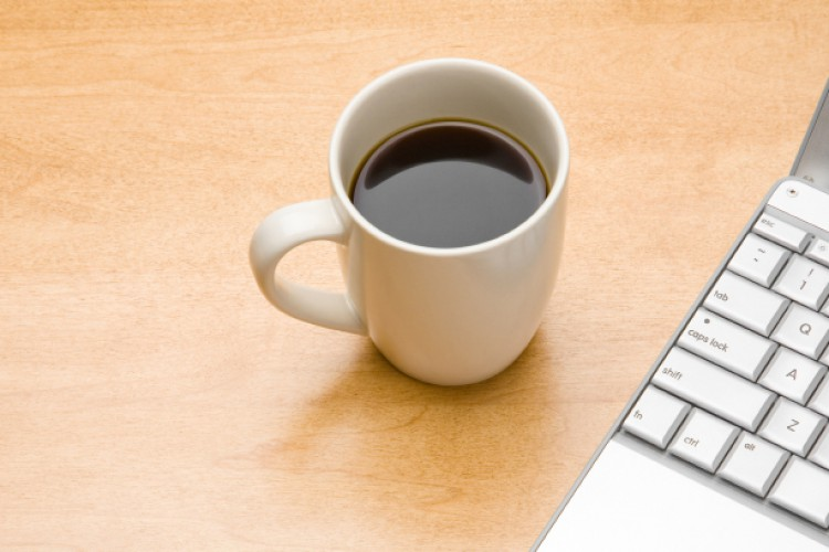 Coffee-Laptop