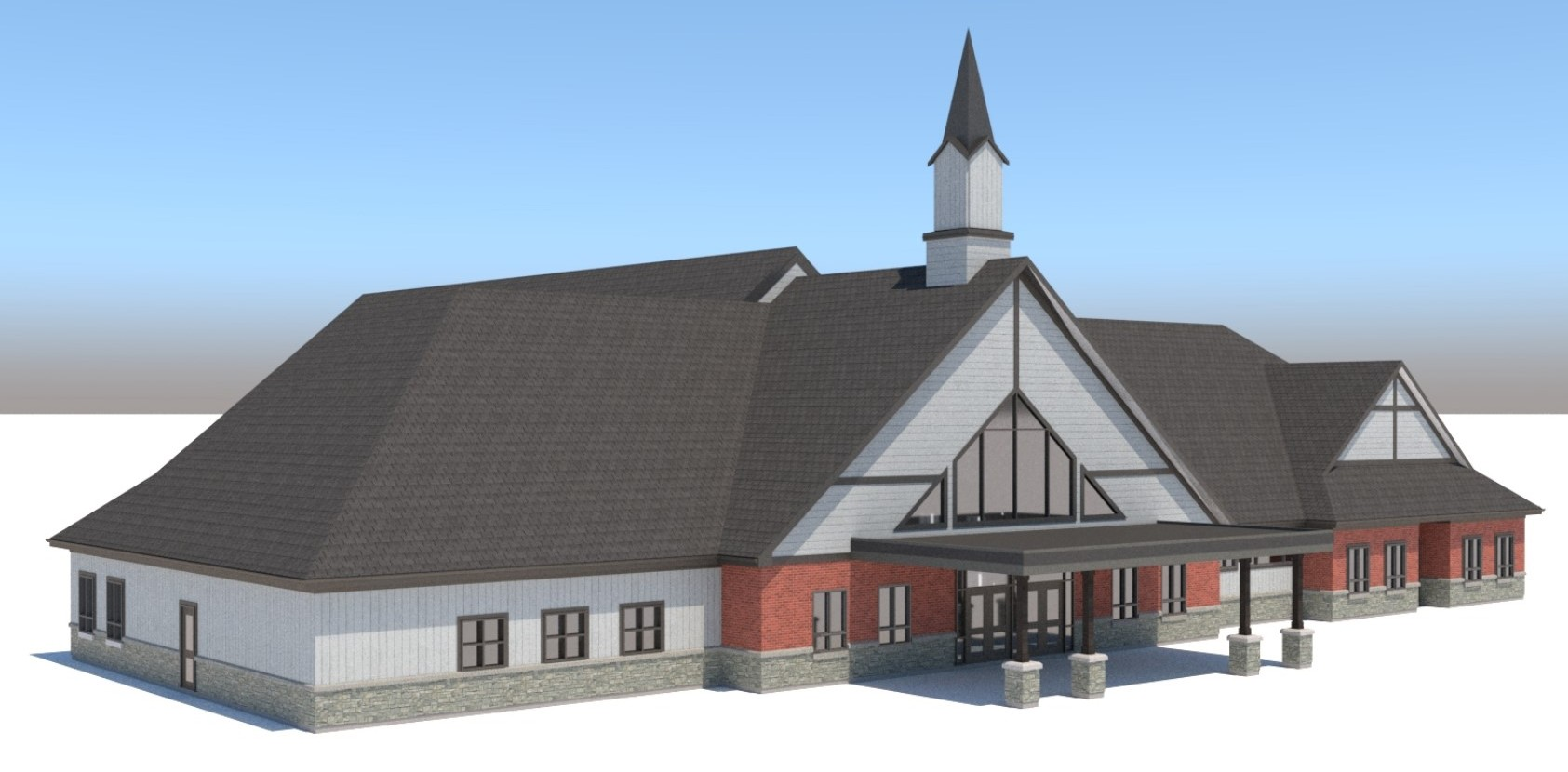 Church Rendering